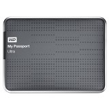 WD My Passport Ultra 500GB USB3.0 [WDBPGC5000ATT-PESN] - Titanium - Hard Disk External 2.5 inch